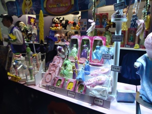 Princess shop at the Showare Center