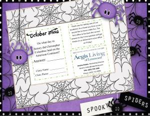 October Week 1 Trivia